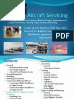 Aircraft Servicing