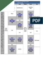 Global Network Week III March 17-21 Schedule_0