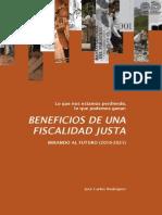 BENEFICIOS DE UNA FISCALIDAD JUSTA - JOSE CARLOS RODRIGUEZ - PORTALGUARANI