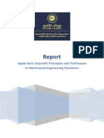 Apply Basic Scientific Principles and Techniques in Mechanical Engineering Situations.pdf
