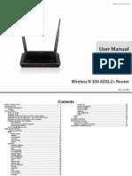 DSL-2750U_V1_Manual_v1.00(IN)