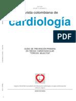 Guías de prevención primaria en riesgo cardiovascular 2009