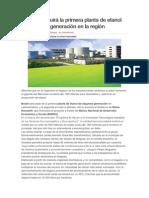 Brasil Construirá La Primera Planta de Etanol