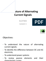 L1_The Nature of Alternating Current Signals