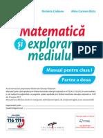 Manual Matematica clasa 1