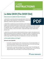 Dieta DASH (Dietary Approaches to Stop Hypertension)
