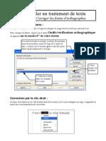 fiche 09 - correction orthographe