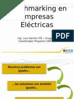 Benchmarking en Empresas Eléctricas