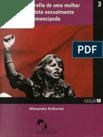 Autobiografia de uma mulher comunista sexualmente emancipada