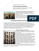 Fonzago,Sanfelice, Vanvitelli