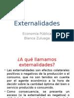 Excepcional-externalidades Eleccion Burocracia