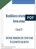 Reabilitare Ba - 11 (Conectori)