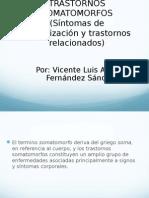 Trastornos somatomorfos