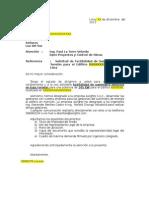 Carta Factibilidad y Fijacion Punto Diseno