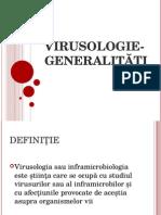Virusologie-generalitati Si Caractere Generale Ale Virusurilor