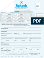 Engineering DLP Admission Form