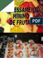 analisis de procesamiento de frutas