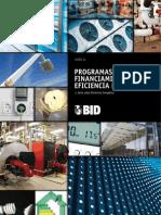 GUIA a Programas de Financiamiento de EE