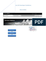 Revit 2013 API Developer Guide