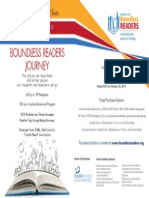 You Are Invited to the Boundless Readers Gala on March 7, 2015