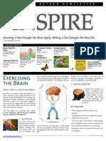 POR Newsletter Edition No.1