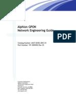 CA GPON Network Engineering Guide Rev3