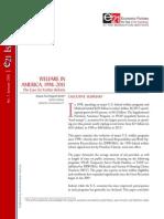 Welfare in America, 1998–2013
