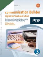 Untuk Kelas XII SMK Bahasa Inggris Jurusan Tkj