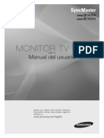 BN46-00077MONITOR TV LED (MFM TV) Manual del usuarioG-Spa