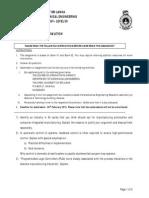 MEX6270 Assignment 1