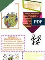 Hacia La Organizaciond El Ambiente Escolar