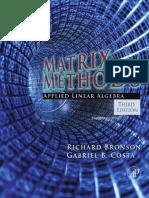 Matrix Methods - Applied Linear Algebra 3rd Ed - Bronson,Costa.pdf