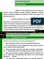 Ch-01 (Sales Management Strategy)
