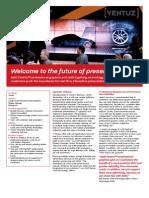 AMD FirePro Ventuz CaseStudy