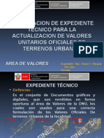 Exposicion Exp. Tecnicos