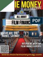 Movie Money Magazine complementary issue 1