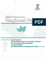 Ecowas, Reegional Energy Access_white_paper, 10-2005