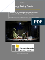 Energy-policy-guide, Energy Access for Poverty Reduction, 2013