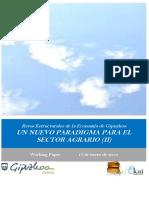 Retos Estructurales de la Economia de Gipuzkoa. UN NUEVO PARADIGMA PARA EL SECTOR AGRARIO (II)
