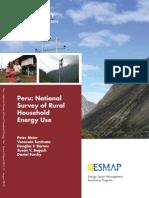 ESMAP PeruNationalSurvey Web 0