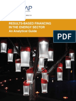 FINAL_Results-Based Financing in the Energy Sector_TR004-13_Short1