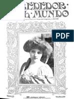 Alrededor Del Mundo (Madrid). 29-5-1902