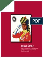 Queen Anne-Un reloj y una historia