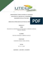 Resumen - Evolución y Desafíos en El Sector Eléctrico