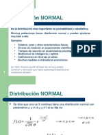 Distrib Normal