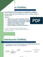 Distrib Normal