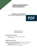 Technologia Projekt Mas Ziemnych
