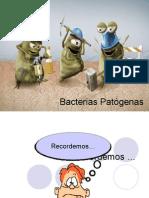 Bacterias Patógenas