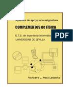 Apuntes - Francisco L. Mesa Ledesma - Complementos de Fisica Cuantica