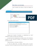 Inserer Un Fichier Dans Un Message